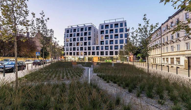 Sześć wrocławskich budowli powstałych w latach 2015 - 2019 zostało wybranych do finału IX edycji konkursu Życie w Architekturze organizowanego przez