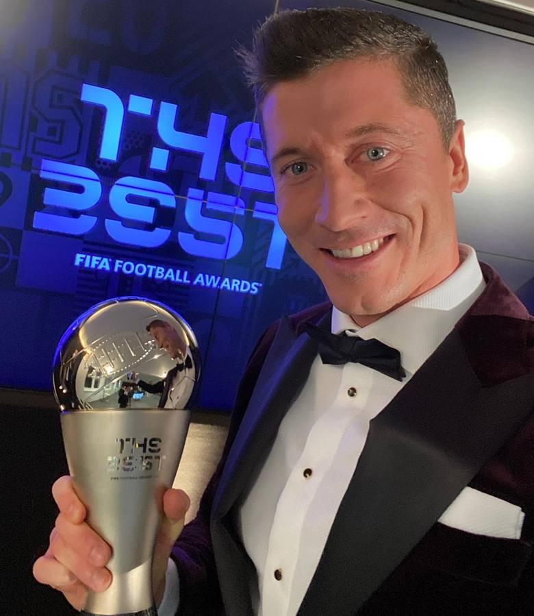 FIFA The Best 2020: Robert Lewandowski najlepszym piłkarzem świata! Wygrał z Messim i Ronaldo