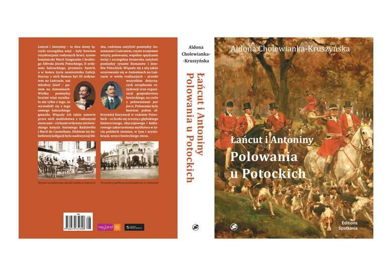 """Album """"Polowania u Potockich. Łańcut i Antoniny""""  Wydawnictwa Editions"""