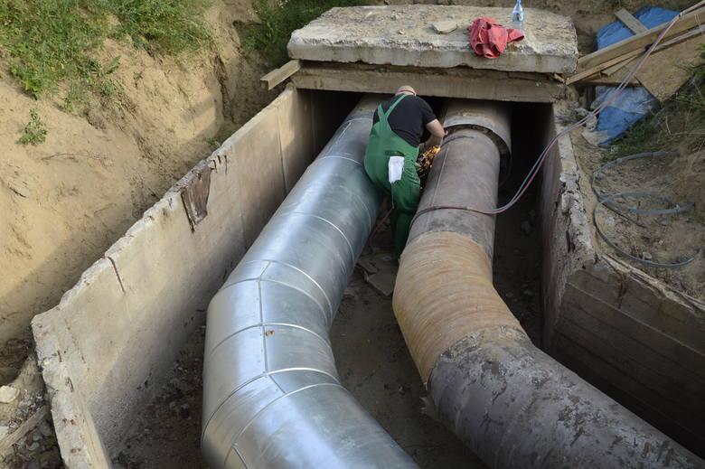 tysiące gorzowian bez ciepłej wody, brak ciepłej wody w gorzowie