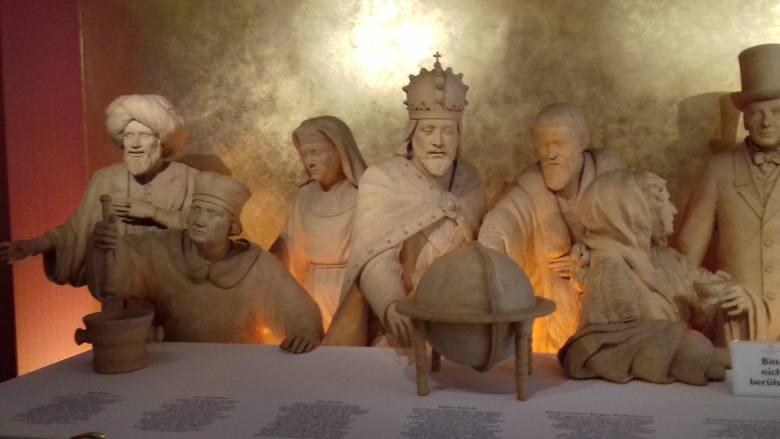 Znane postaci wykonane z masy marcepanowej
