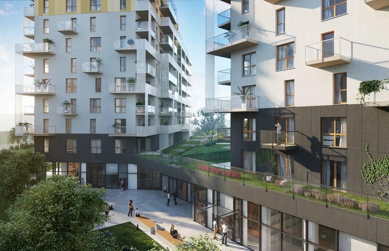 Krakowska 37 – apartamenty inwestycyjne