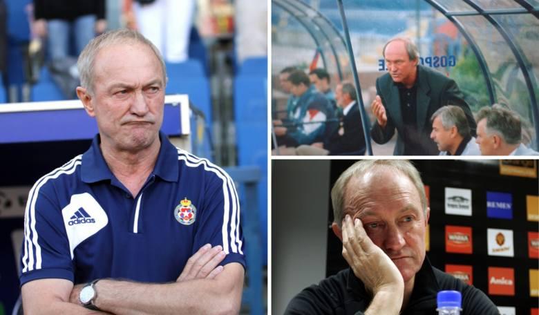 Franciszek Smuda - barwna postać na trenerskiej ławce, poza boiskiem i na... zdjęciach [FOTO]