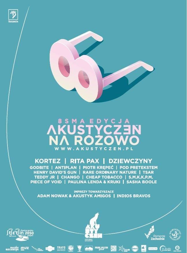 Plakat Akustyczeń 2016