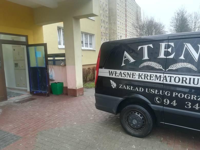 Zabójstwo przy ulicy Władysława IV w Koszalinie. Policja ustaliła tożsamość ofiary [NOWE FAKTY]
