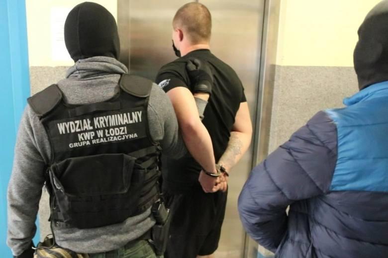 32-letni hejter z Łodzi groził policjantom i ich rodzinom