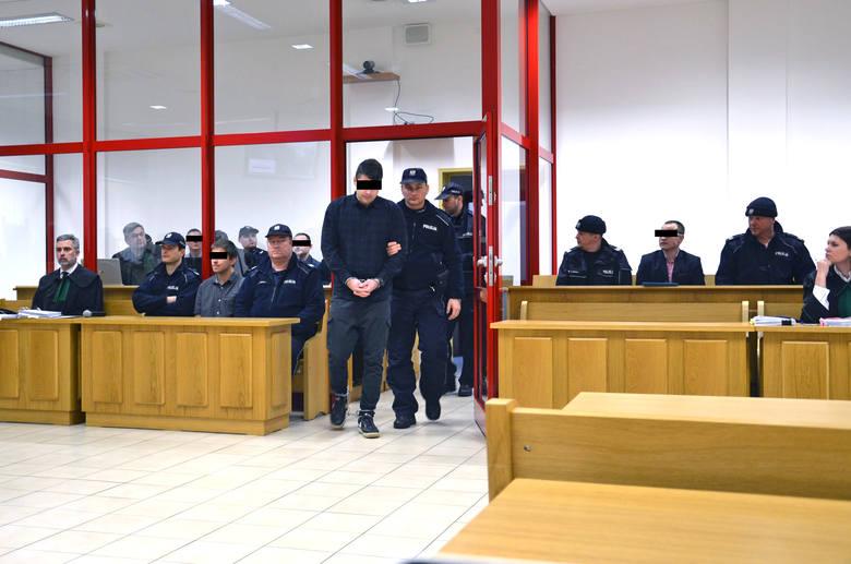 Proces w sprawie zabójstwa Jacka Hrycia: Świadek przedstawił makabryczne szczegóły ataku