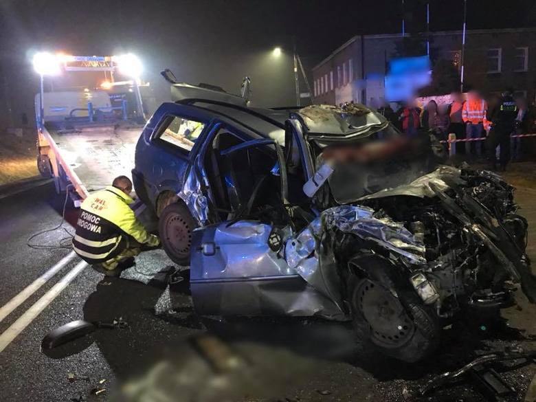 Wypadek w Blachowni<br /> <br />