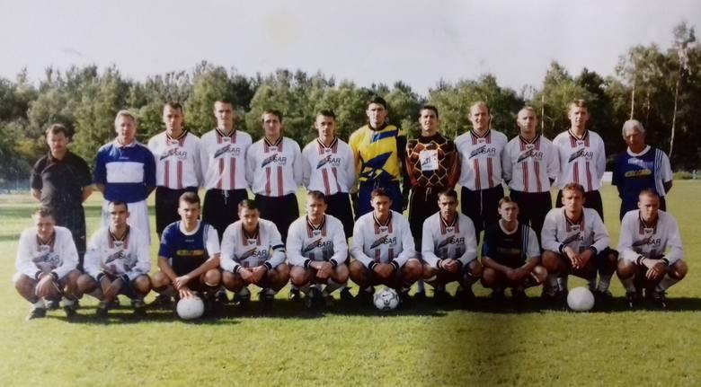 Skawinka Skawina. Czerwiec 2002 - awans do III ligi