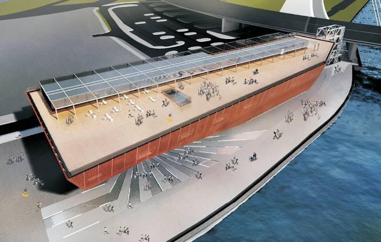 Muzeum na Łasztowni - miara morskich oczekiwań. Koszt 70 mln zł. Finał prac w 2020 roku