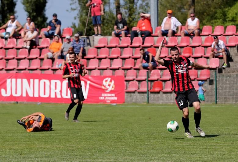 Hutnik Szczecin - Vineta Wolin 3:0.