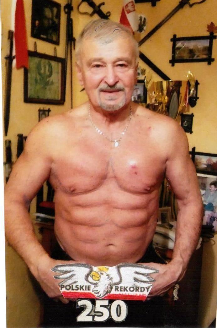 Jerzy Krzciuk skończył 80 lat.