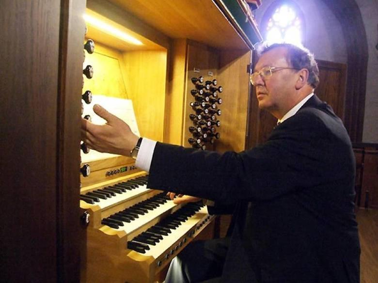 W Ustce zagra prof. Andrzej Chorosiński - polski organista, improwizator, profesor zwyczajny i były rektor Uniwersytetu Muzycznego Fryderyka Chopina