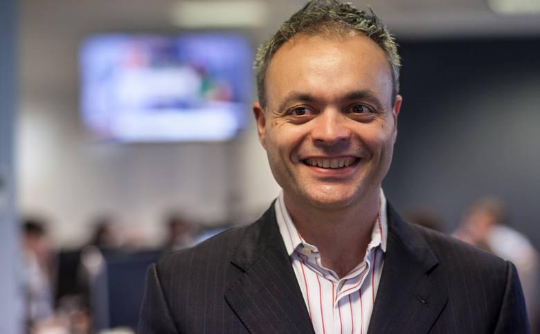 Enrique Diaz- Alvarez, analityk Ebury