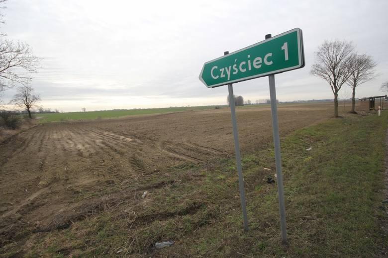 wieś Czyściec