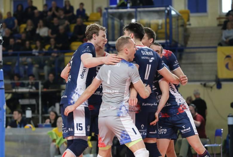 PlusLiga. ZAKSA Kędzierzyn-Koźle pokonała GKS Katowice i wygrała fazę zasadniczą
