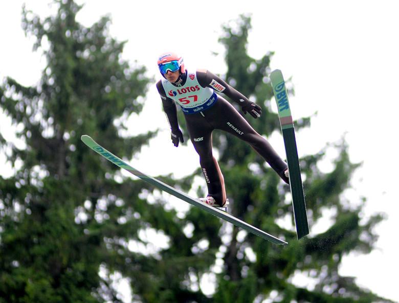 Kwalifikacje przed konkursem Letniego Grand Prix w skokach narciarskich w Zakopanem wygrał Kilian Peier. Reprezentant Szwajcarii skoczył 136 metrów.