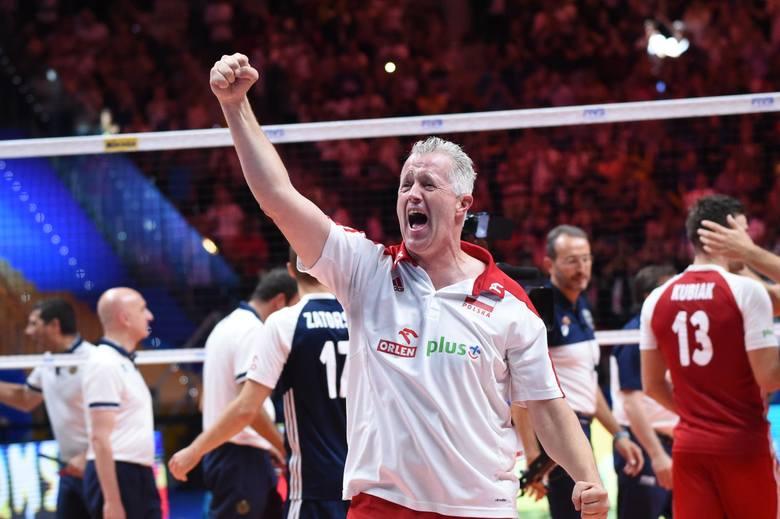 Reprezentacja Polski pod wodzą Vitala Heynena w 2018 r. wygrała mistrzostwa świata.