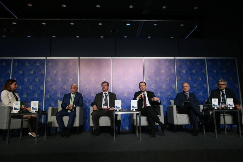 Debata o Centralnym Porcie Komunikacyjnym na EKG 2018