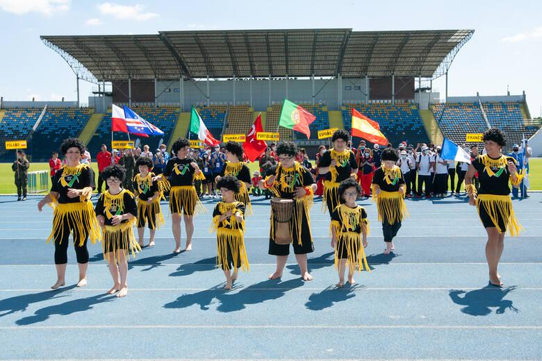 W Bydgoszczy na stadionie Zawiszy trwają Mistrzostwa Świata VIRTUS 2021 w lekkiej atletyce. To najwyższej rangi międzynarodowe wydarzenie dla zawodników