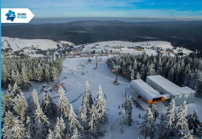 Zieleniec SKI Arena - sprawdź warunki i pogodę