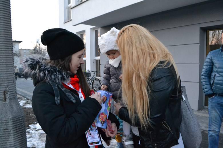 Sztab 24. Finału Wielkiej Orkiestry Świątecznej Pomocy w Kuźni Raciborskiej był zorganizowany przy Miejskiej Bibliotece Publicznej, a szefem sztabu był