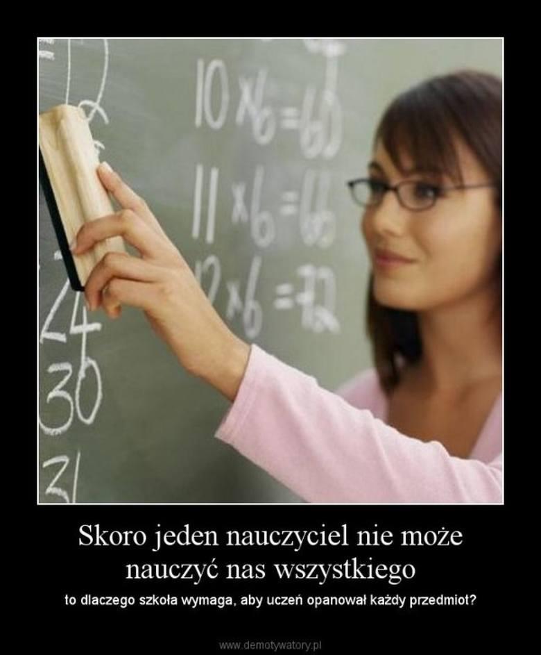 Memy na Dzień Nauczyciela 2019. Śmieszne obrazki na poprawę humoru! 14.10.2019 to święto wszystkich szkolnych pedagogów w Polsce!