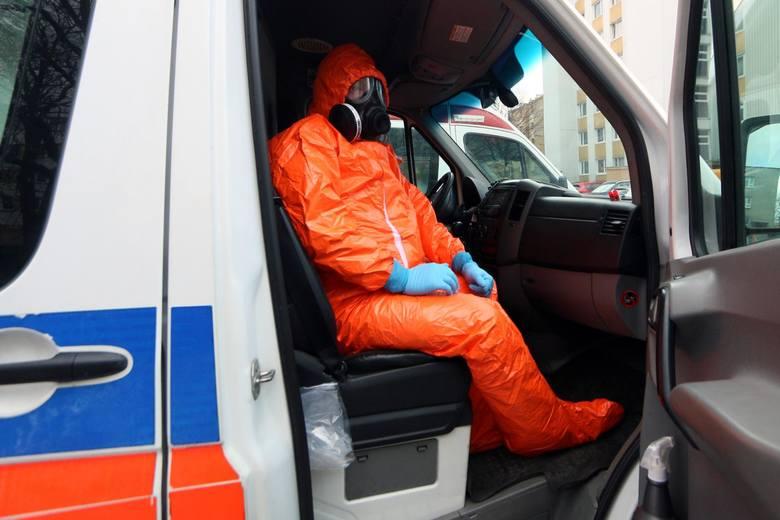 Przybyło zakażonych koronawirusem w powiecie krakowskim. Chorzy są już w ponad połowie gmin