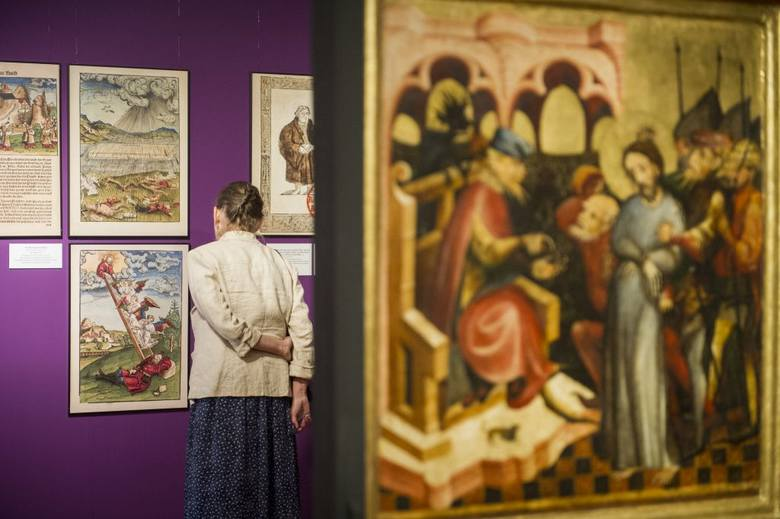 Wczoraj można było wziąć udział także w Toruńskiej Nocy Muzeów. Wszystkie oddziały Muzeum Okręgowego można było zwiedzać za darmo. W ramach wielkiego