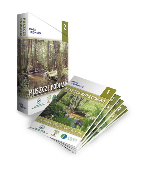 Puszcze Podlasia: Zapraszamy na wiosenny spacer po lesie