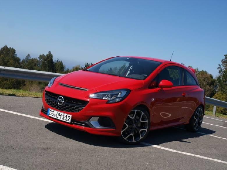 Opel Corsa OPC: Mały może wiele...