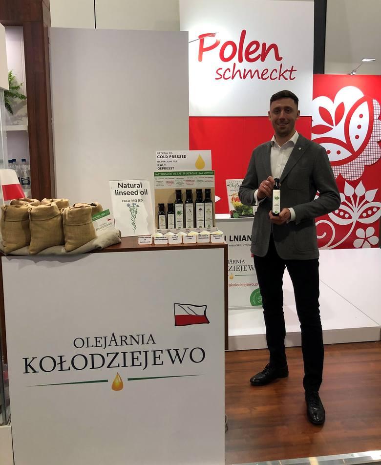 Olejarnia Kołodziejewo, Masarnia Władysławowo Zawistowski, Zakład Mięsny Kwiecińscy, Fundacja Hodowców Polskiej Białej Gęsi, Spiżarnia Kujawsko Pomorska,