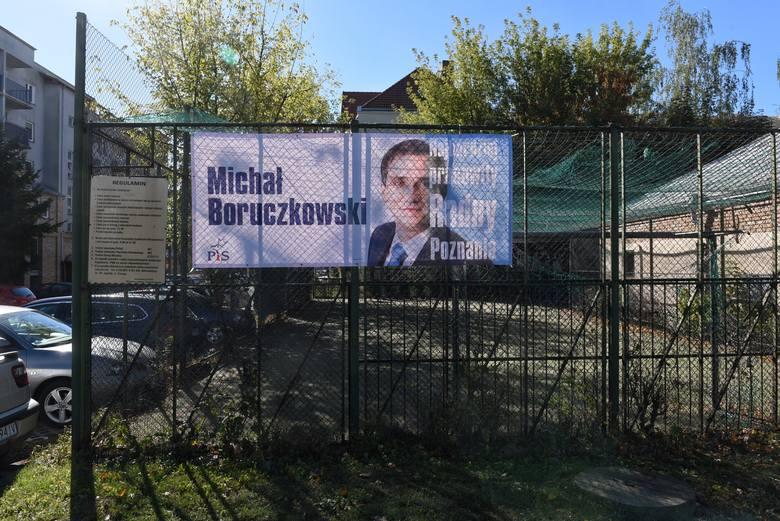 Na osiedlach ruszyła kampania wyborcza.