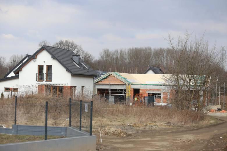 Pszczelnik w Siemianowicach i powstające tu nowe osiedla