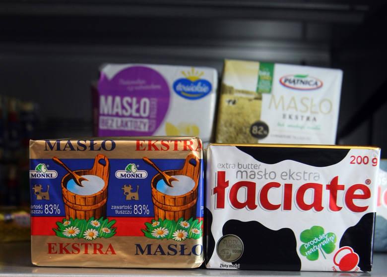 Ceny masła będą rosnąć w 2018 roku