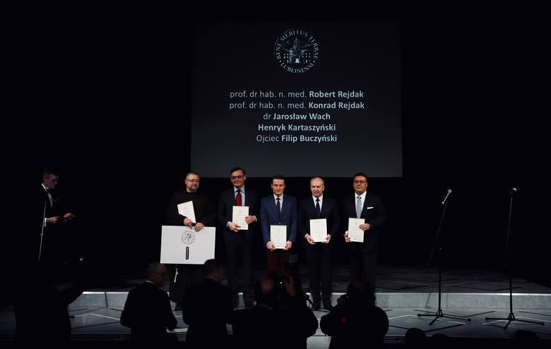 Nagrodzili ludzi godnych naśladowania. XIV gala Bene Meritus Terrae Lublinensi (ZDJĘCIA)
