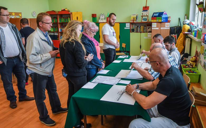 Rekordowa frekwencja w wyborach do Parlamentu Europejskiego