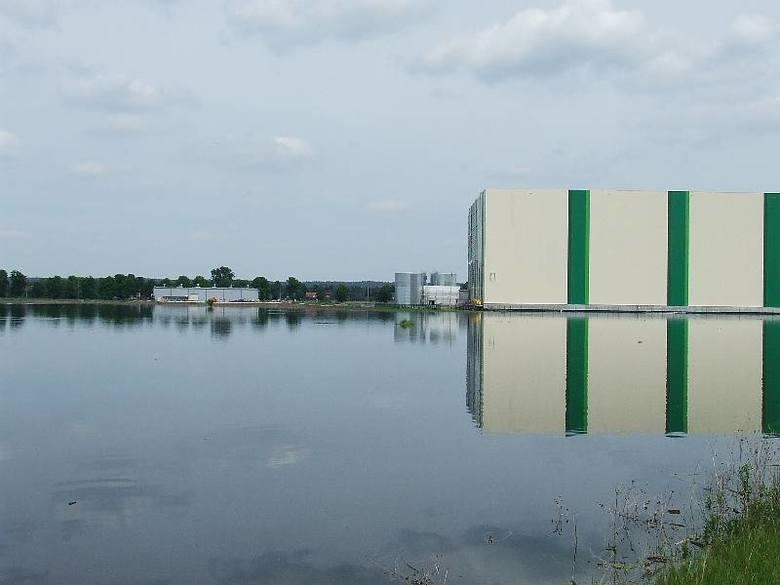 Powódź w Kostrzynie