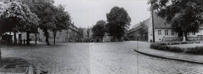 Panorama wykonana w kierunku ul. Kasprowicza