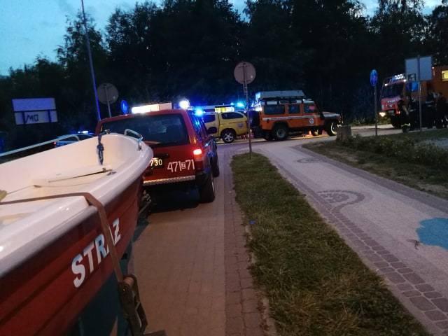 Dwie spadochroniarki zginęły tragicznie w poniedziałek, 5 sierpnia. Przy nieudanym lądowaniu po skoku, wpadły do Bałtyku na wysokości osiedla Kołobrzeg - Podczele. Mimo długiej reanimacji, nie udało się ich uratować.