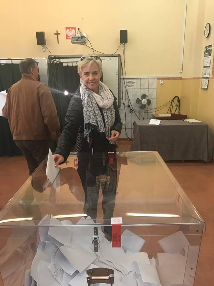 Katarzyna Lubańska została wybrana radną Województwa Kujawsko-Pomorskiego.- Dziękuję za zaufanie, to dla mnie wielki zaszczyt, ale również odpowiedzialność