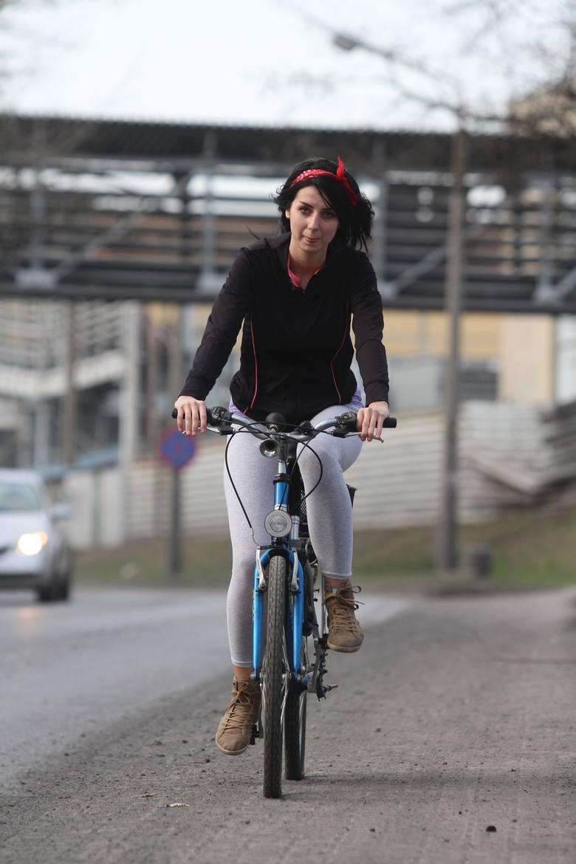 Rower: rekreacja czy komunikacja?