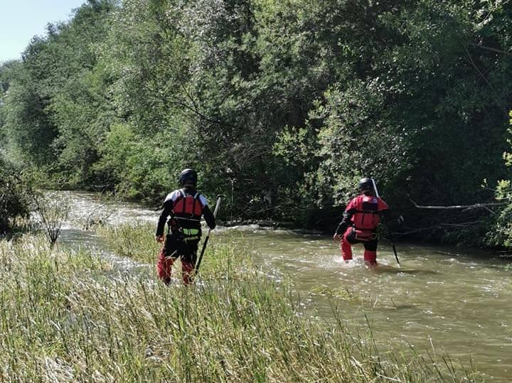 Łącko. Trwają poszukiwania 32-latka. Mógł utonąć w Dunajcu