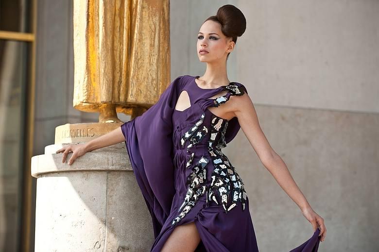 Cztery pokazy mody. Ania Bałon w Paryżu