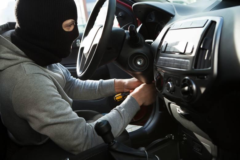 najczęściej kradzione samochody w Lubuskiem w 2016 roku