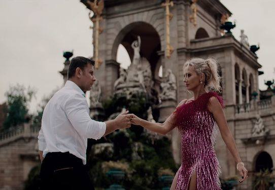 Nowość disco polo 2017: Marcin Siegieńczuk - Brak mi Ciebie, tęsknie (wideo)
