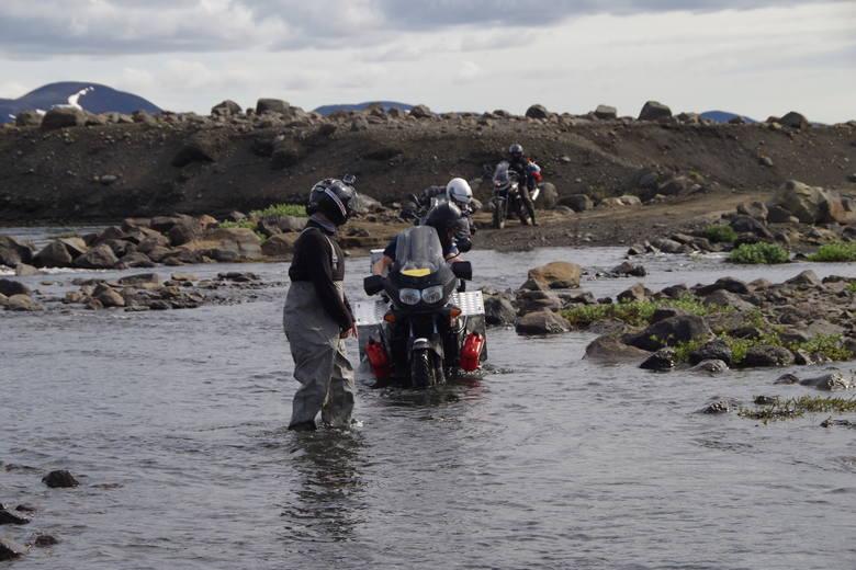 Ślonzoki na krańcu Europy. Islandię poznali zwiedzając ją motocyklem, samochodem i na piechotę