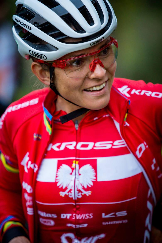 Maja Włoszczowska: Po mistrzostwach świata chcę być zadowolona, jednak myślami jestem przy igrzyskach w Tokio