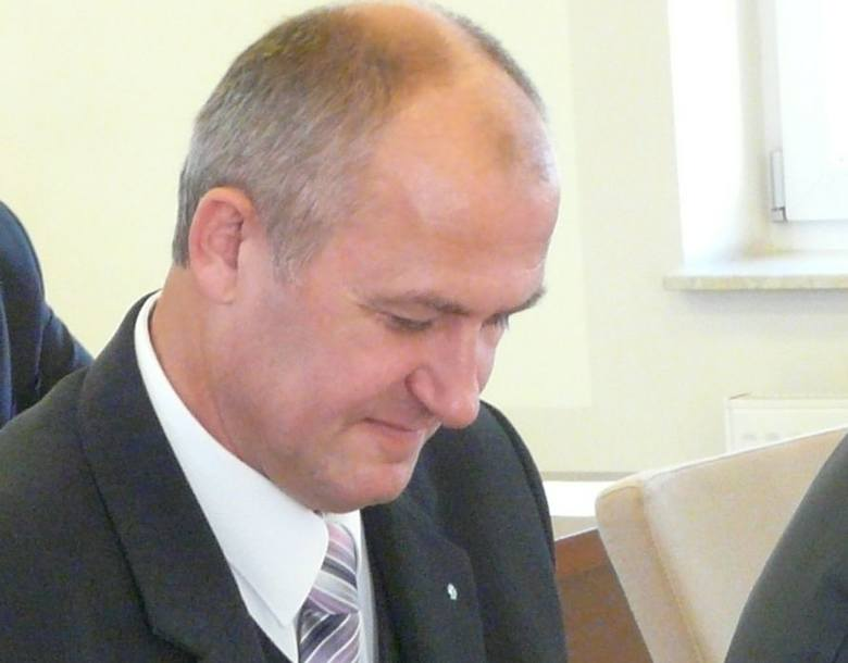 Witold Ruciński chce pracować w sejmiku/
