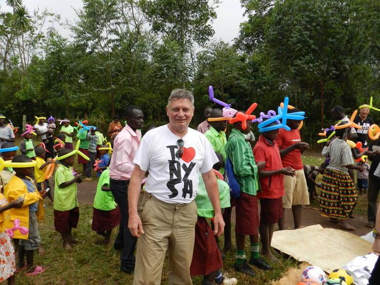 Jak nysanie podarowali studnię wiosce w Ugandzie [ZDJĘCIA]